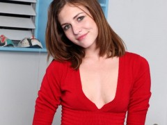 giabna michaels big tits at work