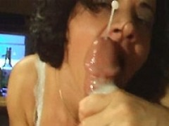 Th3oat fucked Big natural tits