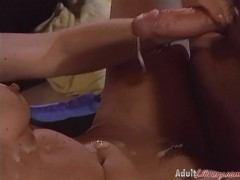 mm and son kissing hot