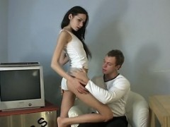 dad fucking daughter